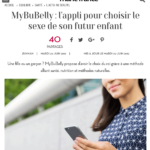 Artciles MyBuBelly - marie-france