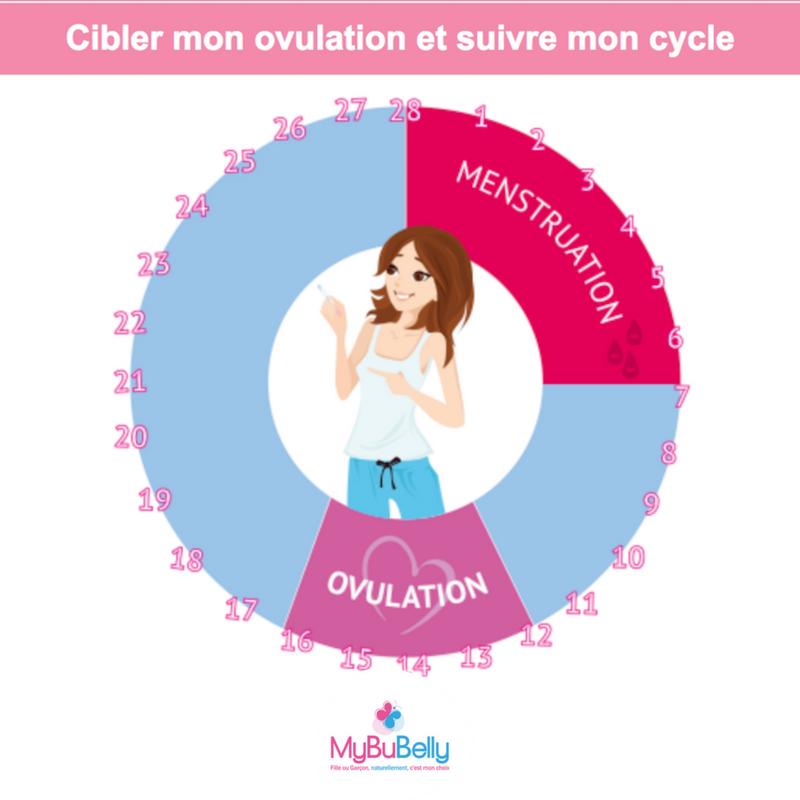 comment savoir mon ovulation